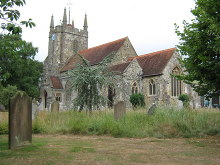 Hailsham - St Mary's Church, Sussex © Terry Head